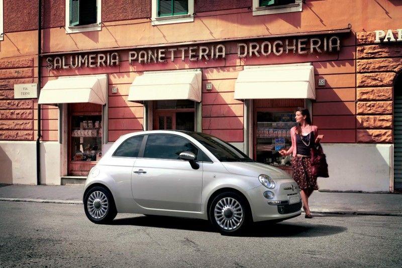 Fiat marca preferida de las mujeres